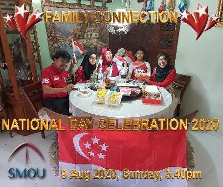 SMOU Family Connection National Day Celebration 2020