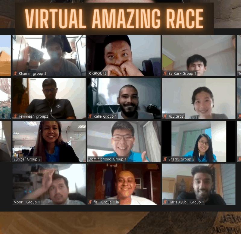 YSMOU Virtual Amazing Race
