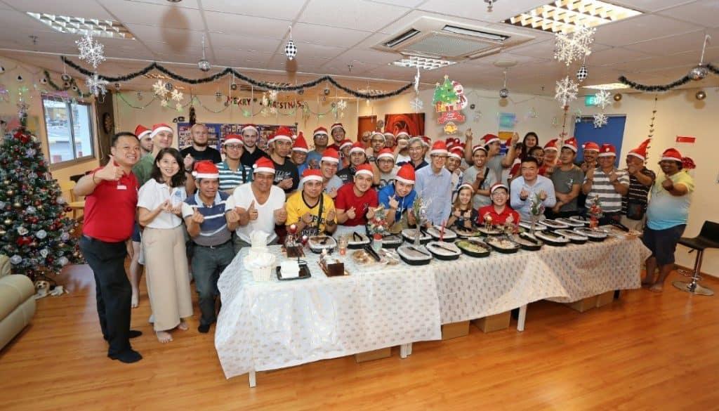 MTSS Christmas Gathering