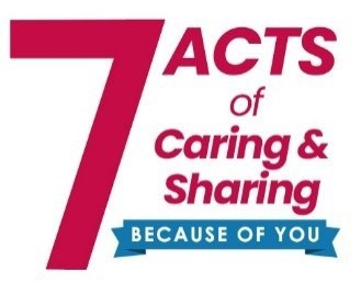 7 Acts of Caring & Sharing