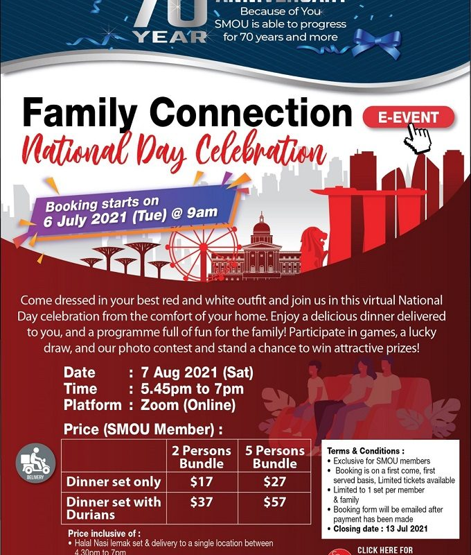 Family Connection National Day Celebration