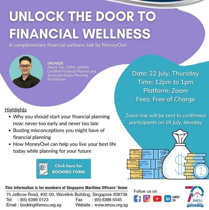 Financial Wellness Talk