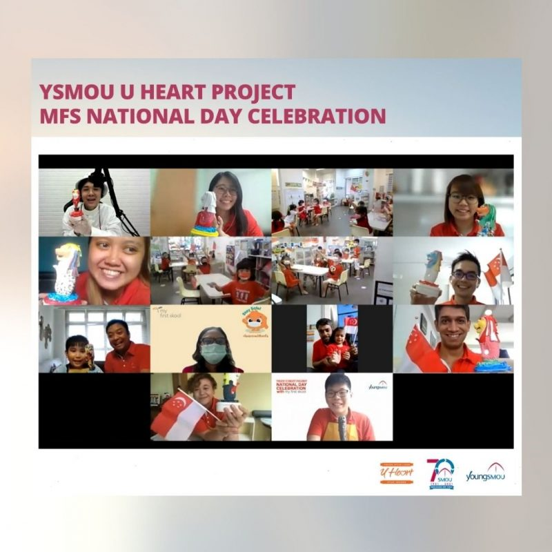 National Day Celebration with My First Skool
