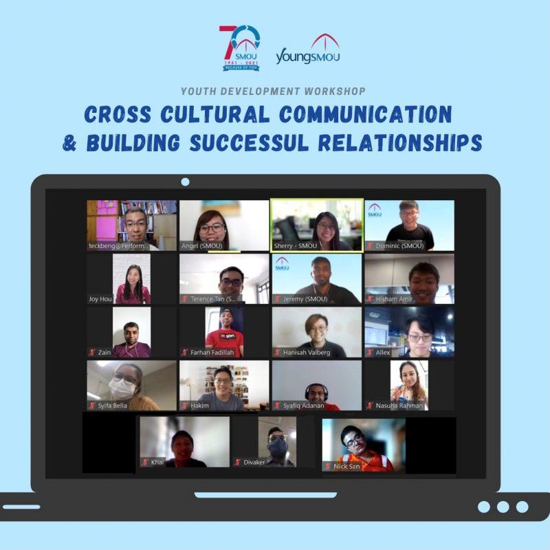 Cross culture communication & Building successful Relationships workshop