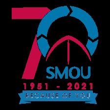 SMOU 70th Anniversary Logo